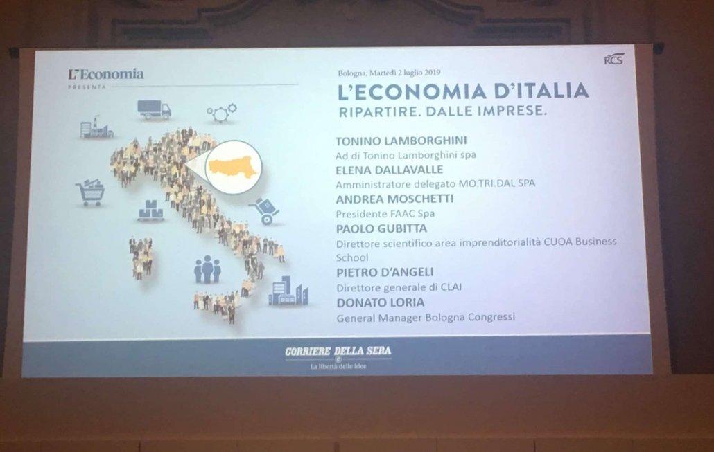 Campioni Emilia Romagna 2019 - Bologna - Palazzo Pepoli