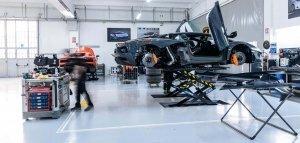 Lamborghini Service Mirandola - Imperiale Group
