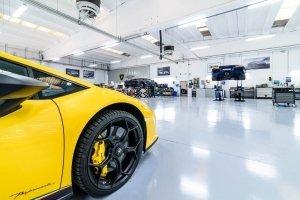Lamborghini Service Mirandola - Imperiale Group - Officina