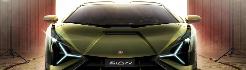 Verniciatura Lamborghini Sian - Few Off - Imperiale Group Mirandola