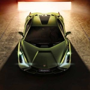 Verniciatura Lamborghini Sian- Imperiale Group