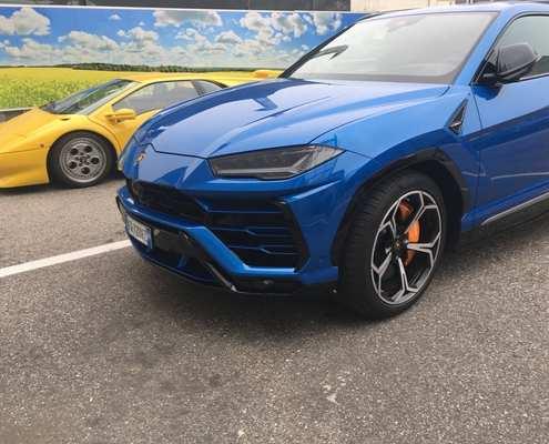 Lamborghini Service Experience Ottobre 2019 - Imperiale Group