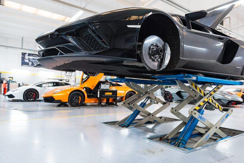 Lamborghini Service Mirandola