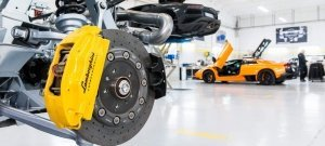 Tagliando Lamborghini- Lamborghini Service Mirandola