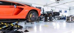 Tagliando Lamborghini Service Mirandola - Imperiale Group