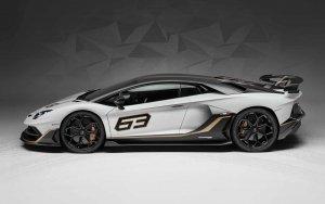 Verniciatura Lamborghini Aventador svj 63 - Imperiale Group