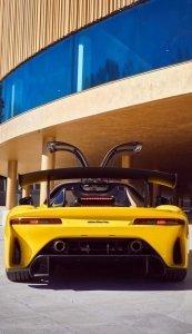 Verniciatura Dallara Stradale - Imperiale Group Mirandola