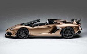 Verniciatura Lamborghini Aventador svj - Imperiale Group