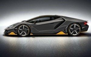 Verniciatura Lamborghini Centenario - Imperiale Group