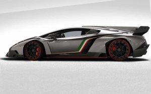 Verniciatura Lamborghini Veneno - Imperiale Group