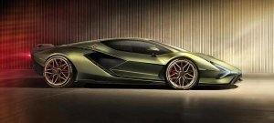 Verniciatura Lamborghini Sian - fewoff - Imperiale Group