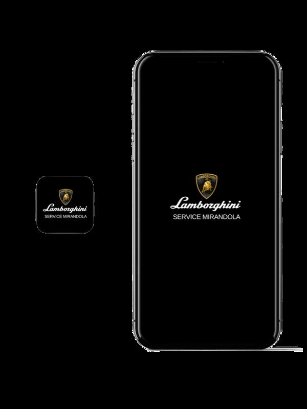 Icona Lamborghini Service Mirandola App