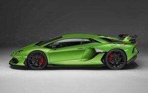 Verniciatura Lamborghini Aventador SVJ- Imperiale Group