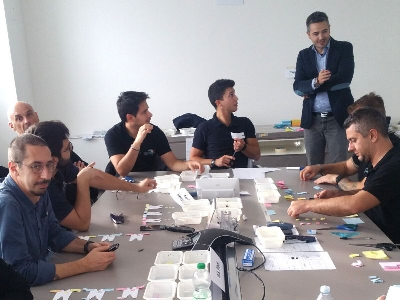 Lean Manufacturing Training - Imperiale Group