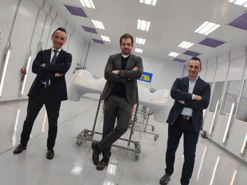 Imperiale Group - Verniciatura Trussardi Dallara Stradale